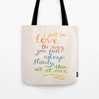 All At Once Tote Bag