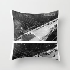YOU LIVE YOU LEARN Throw Pillow