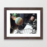 One Man's Trash, Part III Framed Art Print