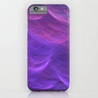 Pink And Purple Soft Wav… iPhone 6 Slim Case