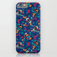 Kaleidoscope Number 3 iPhone 6 Slim Case