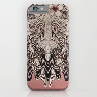 Entangled Bouquet iPhone 6 Slim Case