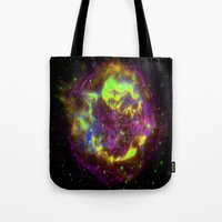 The Big Electron Tote Bag