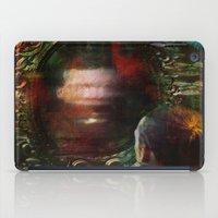 The haunted mirror iPad Case