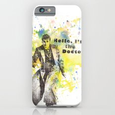 Doctor Who 10th Doctor David Tennant Slim Case iPhone 6s
