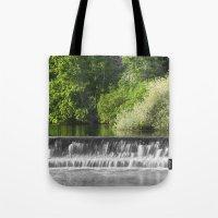 Yorkshire Landscape Tote Bag