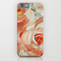 Shabby Flowers iPhone 6 Slim Case