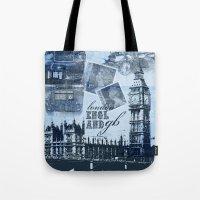 Anglophile Love Tote Bag