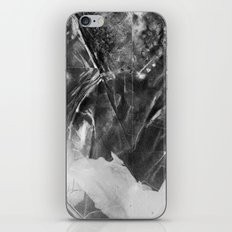 Black Crystal iPhone & iPod Skin