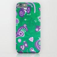 Green Feelings (Verdes Sensaciones) iPhone 6 Slim Case