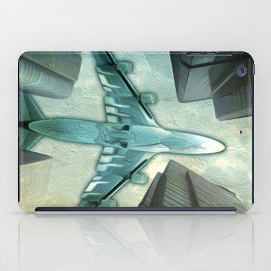Flight path iPad Case