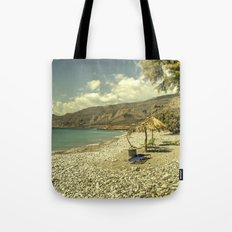 Cretan Paradise Tote Bag