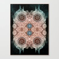 State Of Openness Canvas Print