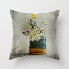 I Miss Spring Already! Throw Pillow