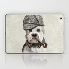 Sir Dandie Dinmont Terrier Laptop & iPad Skin