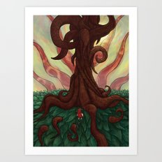This One Bears No Fruit Art Print