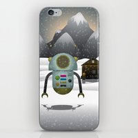 He Will Be Many iPhone & iPod Skin