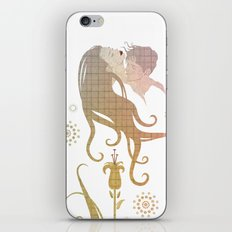 Blinded by selfishness iPhone & iPod Skin