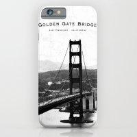 Golden Gate Bridge - San… iPhone 6 Slim Case