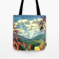 Landshape Tote Bag