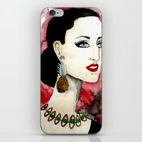 Rossy iPhone & iPod Skin