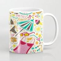 Seaside Cycle Mug