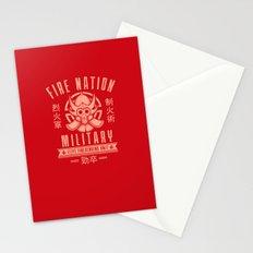Fire is Fierce Stationery Cards