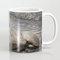 Tom Feiler Sitting Ram Mug
