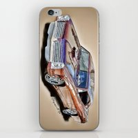 Pontiac GTO iPhone & iPod Skin