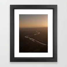 First Light Framed Art Print