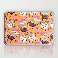 Sushi dance Laptop & iPad Skin