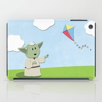 SW Kids - Yoda Kite iPad Case