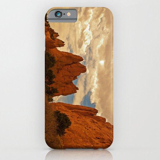 In Gods' Heaven iPhone & iPod Case
