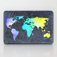 The World Belongs to you iPad Case