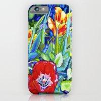 Poppy And Rose Dream iPhone 6 Slim Case