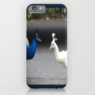 Mirror Image In Blue And… iPhone 6 Slim Case