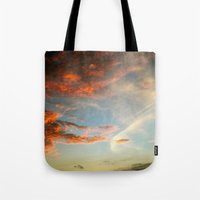 Mexico Sunset Tote Bag