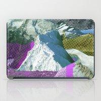 Experiment Am Berg 17 iPad Case