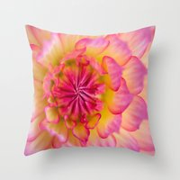 Pure Joy Throw Pillow