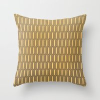 Retro 11  Throw Pillow