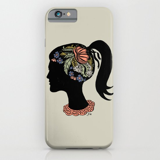 Thought Patterns iPhone & iPod Case