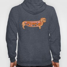 Secrets Of The Dachshund… Hoody