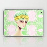 Flowers That Bloom Laptop & iPad Skin