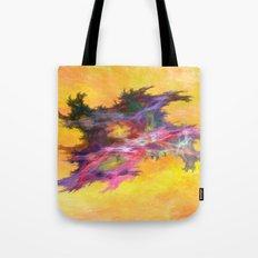 en space Tote Bag