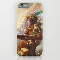 iPhone & iPod Case featuring Dragoon legend  by Tyler Edlin Art