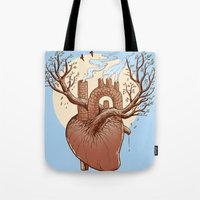 Always In My Heart Tote Bag