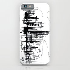 Downtown Los Angeles iPhone 6s Slim Case