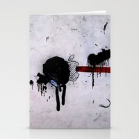 Dirtypple Stationery Cards