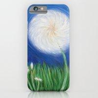 iPhone & iPod Case featuring Dandelion by Kristen Fagan