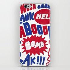 Superpop iPhone & iPod Skin
